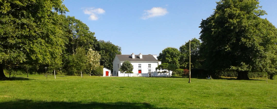 Millview House_From Lawn Field